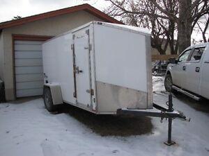 2015 5x10 cargo trailer