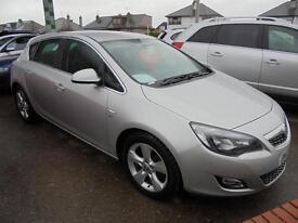 Vauxhall/Opel Astra 2.0CDTi 16v ( 165ps ) ecoFLEX ( s/s ) 2012MY SRi