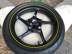 2010 Yamaha R 1  front rims for sale brand new