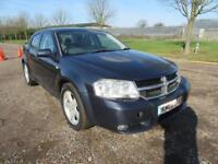2009 DODGE AVENGER 2.0CRD SXT MANUAL DIESEL 4 DOOR SALOON