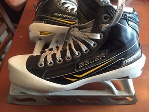 Goalie Bauer Supreme Total One NXG skates