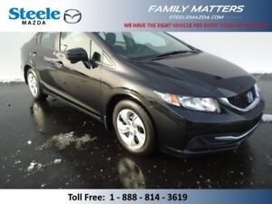 2014 Honda CIVIC EX  Own for $117 bi-weekly with $0 down!!