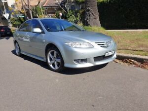 2004 Mazda 6 Mazda6 LUXURY SPORTS Auto very low km's
