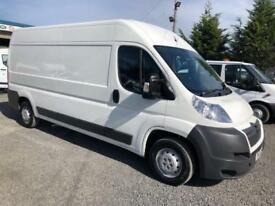 Citroen Relay 2.2HDi 130 35 L3H2 Enterprise only 86,k