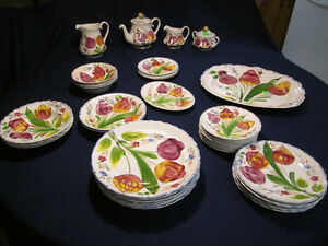 Solian Ware Dishes Venetian Series