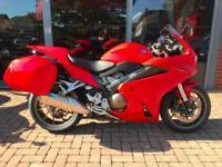 Honda VFR800F Free Panniers worth £900
