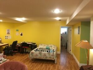 Basement suite for rent