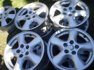 """4  16"""" 5x108 ford alloy Rims  for sale"""