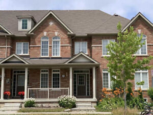 Newer Townhouse 3Bed + 3Bath For Rent In Markham.