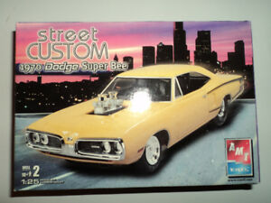 Model Kit - 1970 Dodge Super Bee