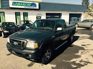 "Ford Ranger 4dr Supercab 126"" WB 4WD 2006"