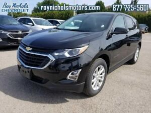 2018 Chevrolet Equinox LT  - Bluetooth -  Heated Seats - $197.81
