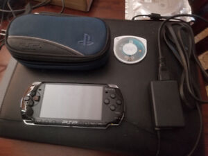 Sony PSP Portable Gaming Device