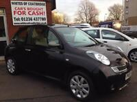 NISSAN MICRA 1.2 16v ( 79bhp ) 25th Anniversary Recently MOTd ready to go