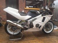 Cbr400 race bike