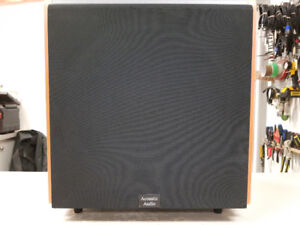 "12"" Acoustic Audio Powered Sub"