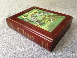 Clue Vintage edition