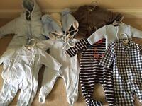 Designer baby bundle - 0-3 months