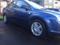 Focus ghia 1 lady owner for 8years fully loaded car with every extra mot 2017!!