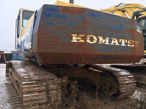 1990 Komatsu PC400LC-5 Edmonton Edmonton Area image 8