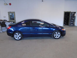 2007 HONDA CIVIC COUPE EX! AUTO! 130,000KMS SPECIAL ONLY $6,900!