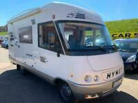 1995 Hymer 510 hymermobil 4 berth LHD Fiat chassis 2.5 diesel manual