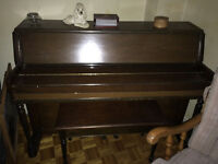 Need piano moved Ottawa to Moncton NB or surrounding
