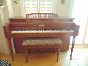 Beautiful Currier Piano