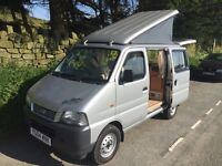 SUZUKI CARRY CAMPER VAN IMMACULATE CONDITION VERY LOW MILAGE