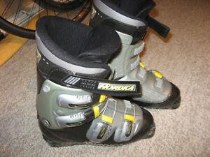 Nordica Vertech 75 men's ski boots