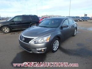 2015 NISSAN ALTIMA BASE 4D SEDAN 2.5 AT BASE