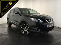 2014 NISSAN QASHQAI ACENTA PREMIER DCI DIESEL 1 OWNER SERVICE HISTORY FINANCE PX