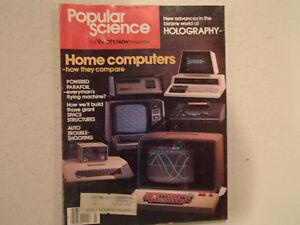Vintage Popular Science Magazine March 1979  GC Sarnia Sarnia Area image 1