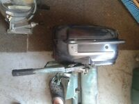 12 hp outboard motor