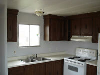 3 bedroom mobile avail now- Bible Hill Estates