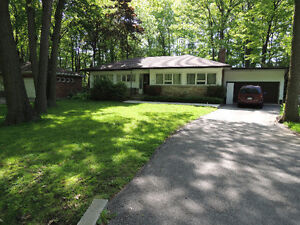 4 bedroom Mineola bungalow close to schools, GO and Port Credit