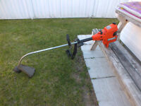 ►►► HUSQVARNA GAS POWERED TRIMMER / EDGER ◄◄◄