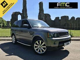 2010 Land Rover Range Rover Sport HSE 3.0TD V6 auto **Full History**