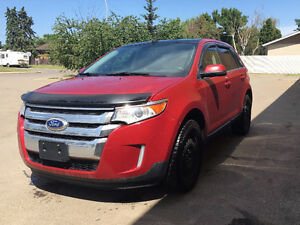 2012 Ford Edge Limited Fully Loaded Leather Panoramic Sunroof