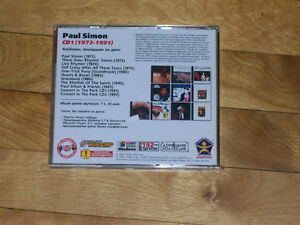 Paul Simon 11 Album Collection - Rare Russian Import CD! West Island Greater Montréal image 3