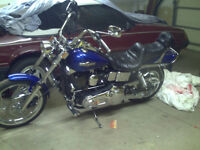 Harley  WIDE GLIDE Windsor Region Ontario Preview