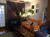 Bedroom Downtown, 5min walk Mcgill/Concordia available now