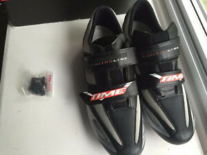 Time RXP Road Shoes Brand NEW Size 45