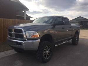 2010 Dodge Ram Cummins 3500 LIFTED