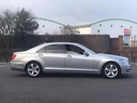 2010 Mercedes-Benz S Class 3.0 S350L CDI BlueEFFICIENCY Limousine 7G-Tronic