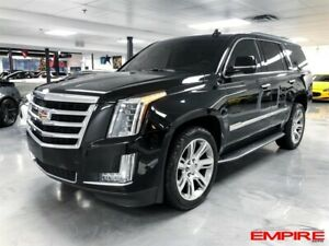 Cadillac Escalade LUXURY TV/DVD TOIT NAV 2018