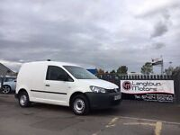 Volkswagen caddy C20 tdi 75 one owner from new