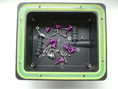 Waterproof Sealed Servo Radio Controlled Box for Marine Gas Nitro RC Boat 406