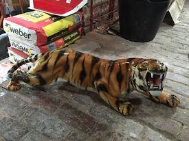 Tiger - Ornamental Figure