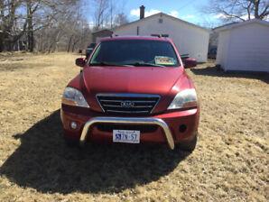 For sale. 2008 Kia Sorento $2,000